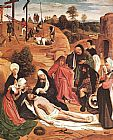 Geertgen tot Sint Jans - Lamentation over the Dead Christ
