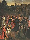 Geertgen tot Sint Jans - The Raising of Lazarus