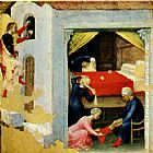 Quaratesi Altarpiece St. Nicholas and three poor maidens