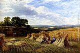 George Cole Snr - Harvest Field