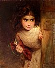 George Elgar Hicks - Home From School