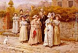 George Goodwin Kilburne - Miss Pinkertons Academy