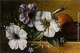George Jacobus Johannes Van - A Still Life with Flowers and Fruit