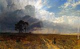 George Vicat Cole - The Coming Storm