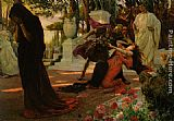 Famous Death Paintings - The Death of Messalina