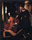 Georges de La Tour - St Sebastian Attended by St Irene