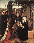 Gerard David - Adoration of the Magi