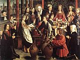 cana Wall Art - The Marriage at Cana