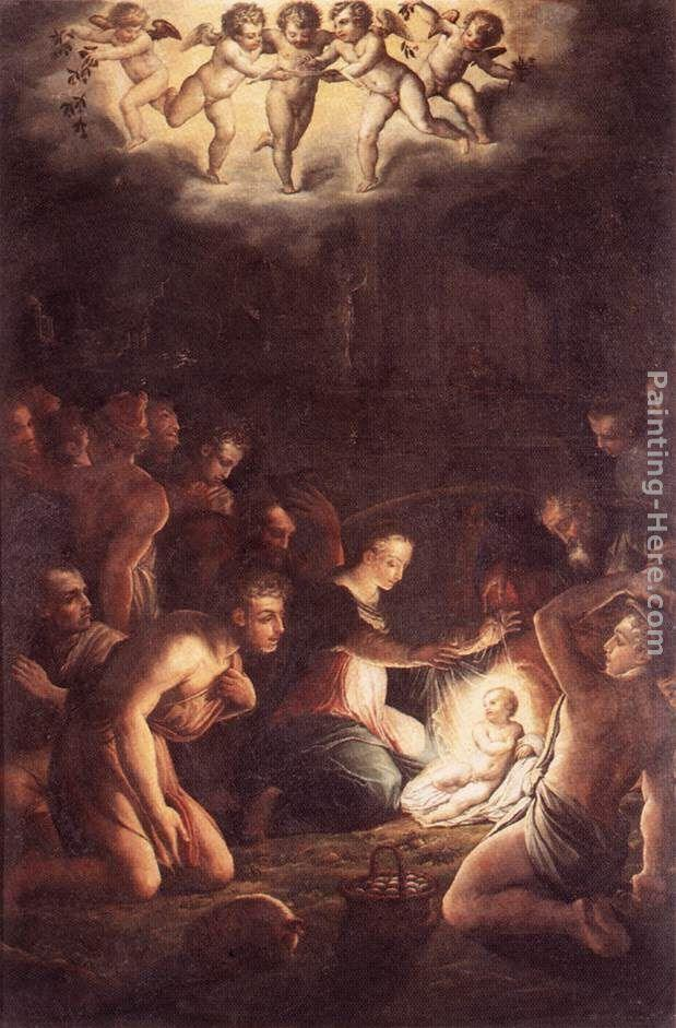 Famous Painting of the Nativity http://framingpainting.com/painting/the_nativity-25772.html