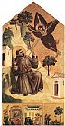 Giotto - Stigmatization of St Francis