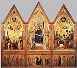 Giotto - The Stefaneschi Triptych