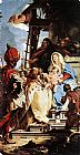 Giovanni Battista Tiepolo Adoration of the Magi painting