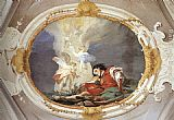 Giovanni Battista Tiepolo Canvas Paintings - Jacob's Dream