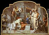 Giovanni Battista Tiepolo The Beheading of John the Baptist painting