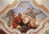 Giovanni Battista Tiepolo Famous Paintings - The Prophet Isaiah