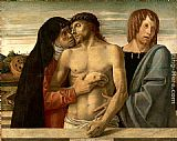 Dead Christ Supported by the Madonna and St. John