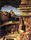 Saint Wall Art - Saint Jerome Reading