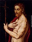 Saint Wall Art - Saint John The Baptist