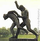 Gustav Vigeland - Father Punishing Son