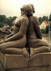 Gustav Vigeland - Man and Woman