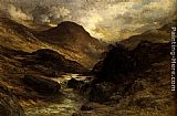 Gustave Dore - Gorge In The Mountains