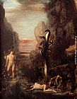 Gustave Moreau - Hercules and the Hydra