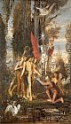 Gustave Moreau - Hesiod and the Muses