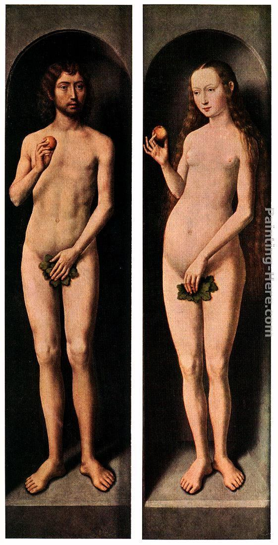Hans Memling Canvas Paintings