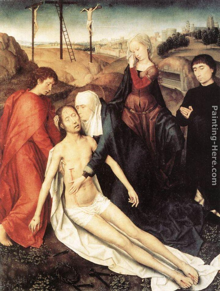Hans Memling Canvas Paintings page 2
