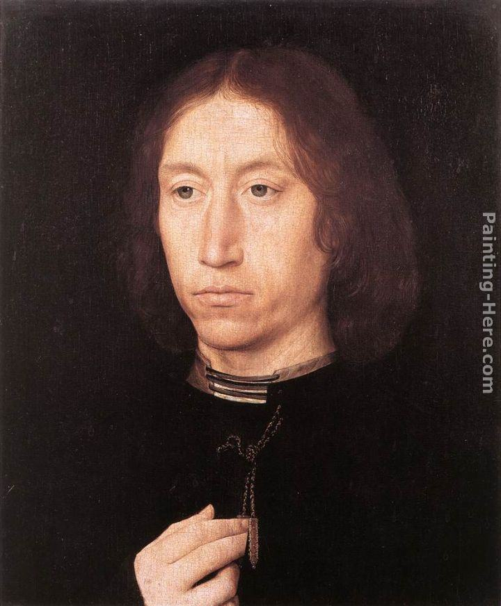 Hans Memling Canvas Paintings page 4