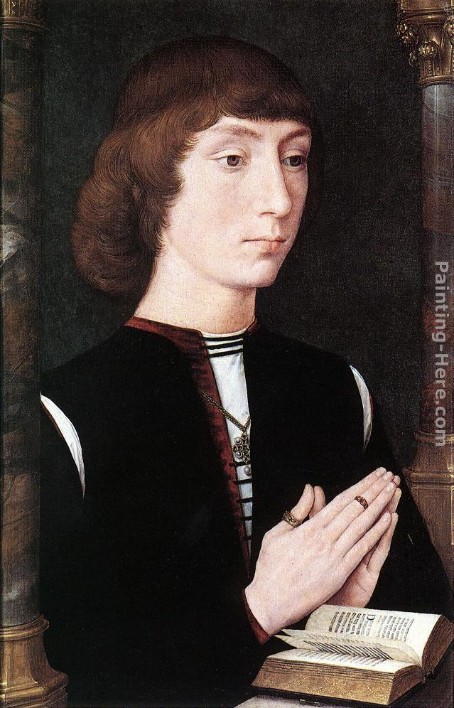 Hans Memling Wall Art