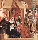 Adoration Wall Art - The Adoration of the Magi