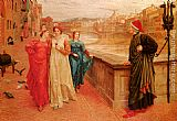 Henry Holiday - Dante and Beatrice