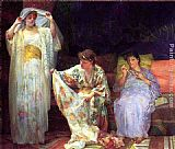 Henry Siddons Mowbray - The Harem