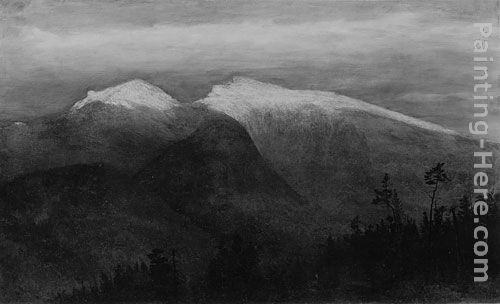 Homer Dodge Martin The White Mountains, from Randolph Hill
