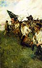 Howard Pyle The Nation Makers painting