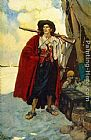 Howard Pyle - The Pirate was a Picturesque Fellow