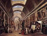 des Wall Art - Design for the Grande Galerie in the Louvre