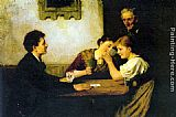 Hugo Oehmichen - The Card Game