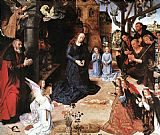 Adoration Wall Art - The Adoration of the Shepherds