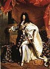 Portrait Wall Art - Portrait of Louis XIV