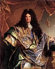 Portrait Wall Art - Portrait of Phillippe de Courcillon