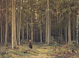 Ivan Shishkin - The Forest of Countess Mordvinova