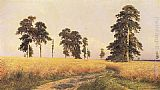 Ivan Shishkin - The Rye Field, 1878