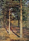 Ivan Shishkin - The Sun-lit Pines