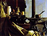 Jacob Collins - Candlemaker's Stove