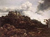Jacob van Ruisdael - Bentheim Castle