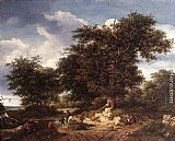 Jacob van Ruisdael - The Great Oak