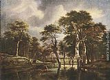 Jacob van Ruisdael - The Hunt