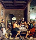 Jacopo Bassano - Supper at Emmaus